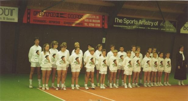 Ballenjongens A-toernooi 1989